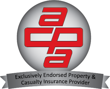 ACPA Exclusively Endorsed Insurance Provider Logo
