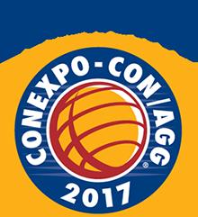 CONEXPO CONAGG 2017 EXHIBITOR