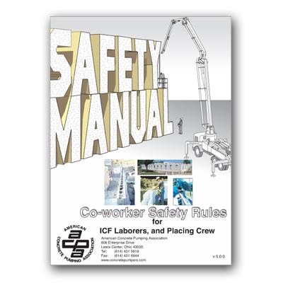 ICF Safety Manual Version 500 – Safety Manual
