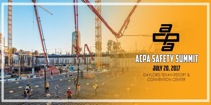 ACPA Safety Summit