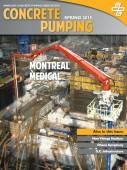 Concrete Pumping - Spring 2015