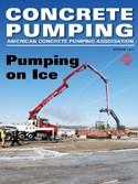 Concrete Pumping - Spring 2011