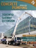 Concrete Pumping - Spring 2013