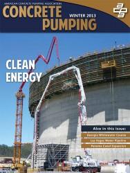 Concrete Pumping - Winter 2013