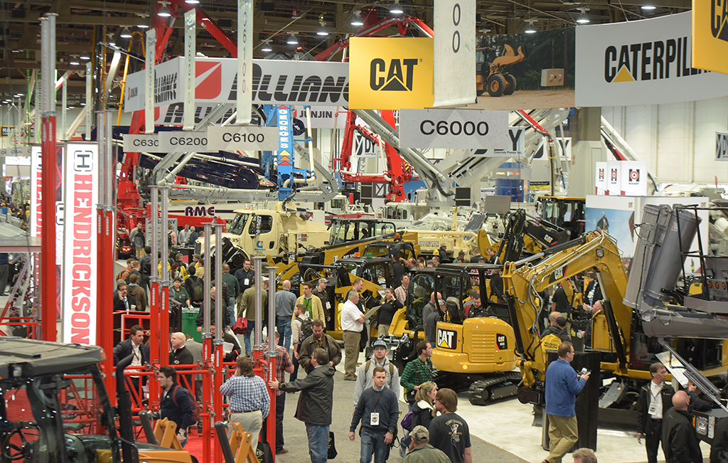 World Of Concrete 2017 American Concrete Pumping Association