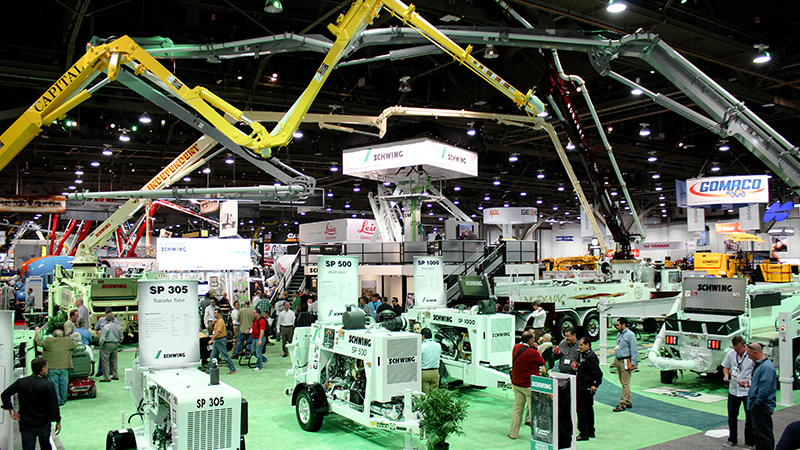 World Of Concrete 2016 American Concrete Pumping Association
