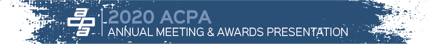 ACPA Annual Meeting & Awards Ceremony
