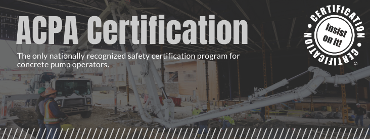 ACPA Operator Certification Program
