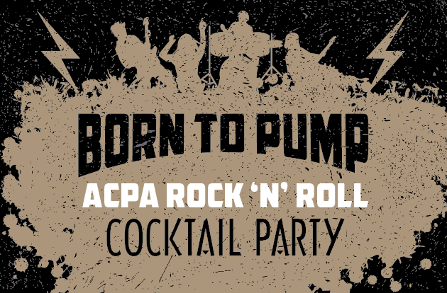 ACPA Rock 'n' Roll Cocktail Party at World of Concrete 2019