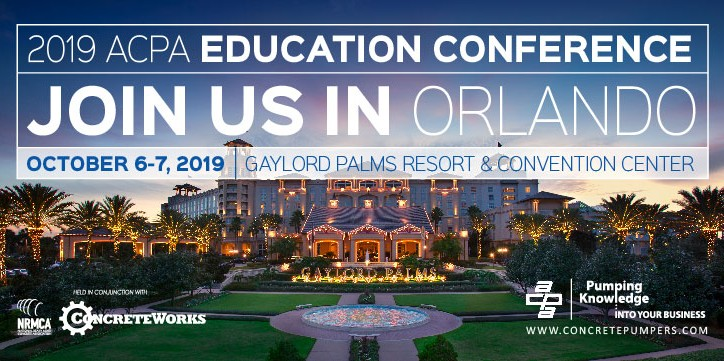 2019 ACPA Education Conference