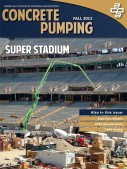Concrete Pumping Magazine Fall 2013