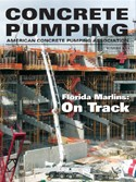 Concrete Pumping - Summer 2010