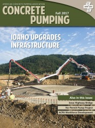 Concrete Pumping Magazine Fall 2017
