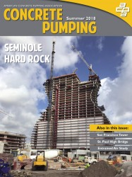 Concrete Pumping Magazine Summer 2018