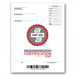 Certification Test
