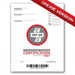 ACPA Online Operator Safety Certification Test