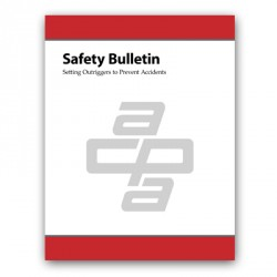Safety Bulletin: Setting Outriggers to Prevent Accidents