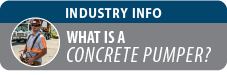what is a concrete pumper link