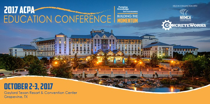 2017 ACPA Education Conference - Building the Momentum